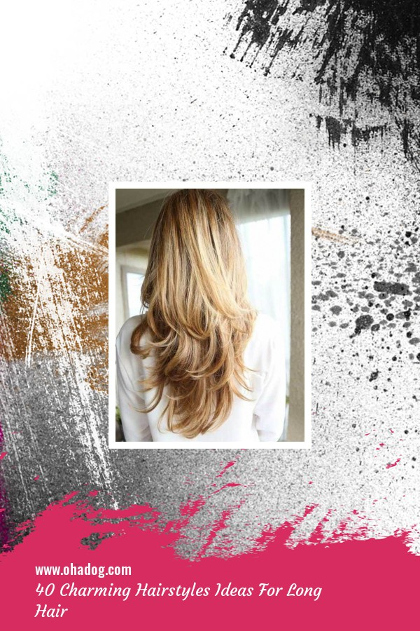 40 Charming Hairstyles Ideas For Long Hair 1