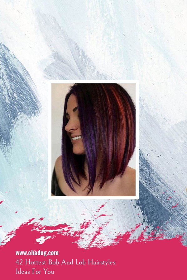 42 Hottest Bob And Lob Hairstyles Ideas For You 10