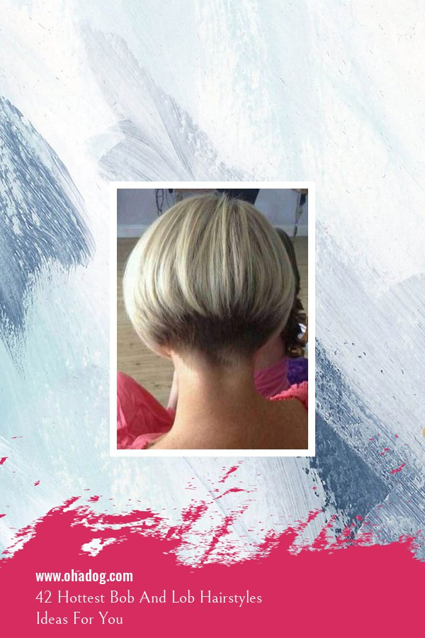 42 Hottest Bob And Lob Hairstyles Ideas For You 24