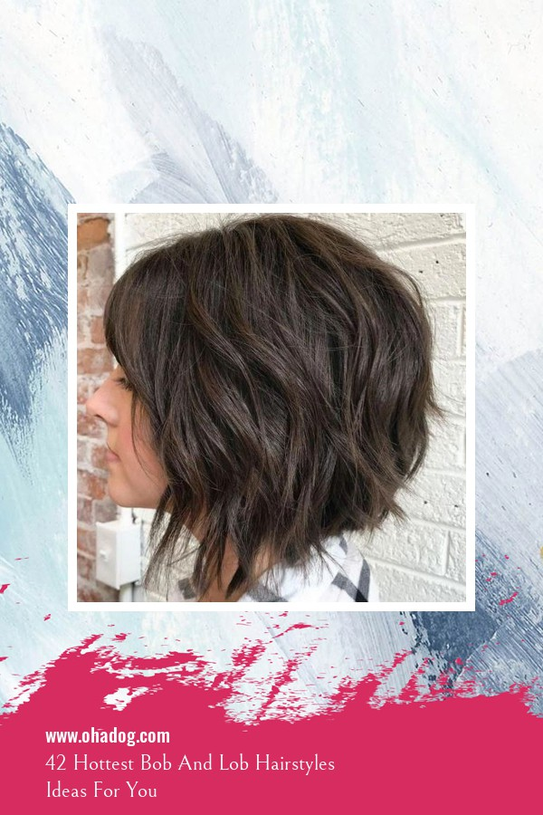42 Hottest Bob And Lob Hairstyles Ideas For You 36